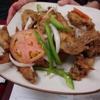 Fried Chicken Wings ~ September 20th 2011