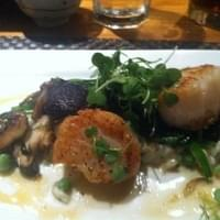 Diver Scallops. I took the picture after I…