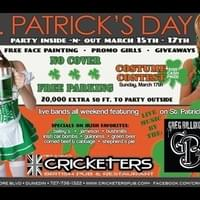 St. Patrick's Day Party 2013 in Dunedin Florida.…