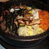 Dolsot Bibimbob from Han Kang Korean Restaurant…