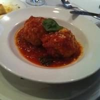 Veal Meatballs the best!