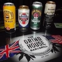 A few of our English Beers