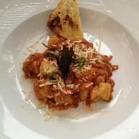 Gnocchi with Veal Breast Ragu