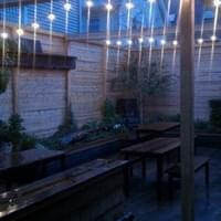 The new patio even looks gorgeous when it's…