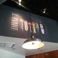 Draft beer done in chalk