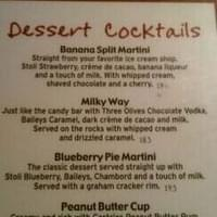 OMG peanut butter cup cocktails?  In love.