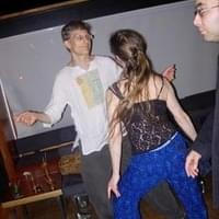 One of the more unusual dancing couples we've…