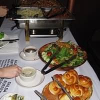 Sunday evening buffet $5 per plate 9/2012