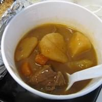 Beef Stew portion of the Sampler 8/2011