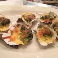 More oysters roc..this time perfect