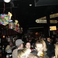 A busy Saturday night at the Banshee - It was the…