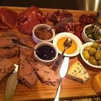 Charcuterie is a must!! Very generous portions.