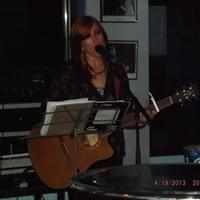 """Jessica """"Jess"""" Meuse performing in the bar at…"""