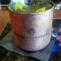 Moscow Mule. Proper.