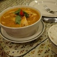 Panang Curry ~ Nov 20th 2009