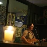 Jonah Knight playing at Epicure