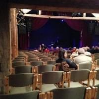 The barns theater.