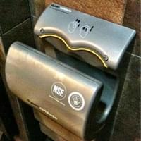 Dyson Airblades: terrible for hand-farts compared…