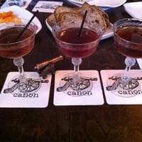 The vermouth experiment